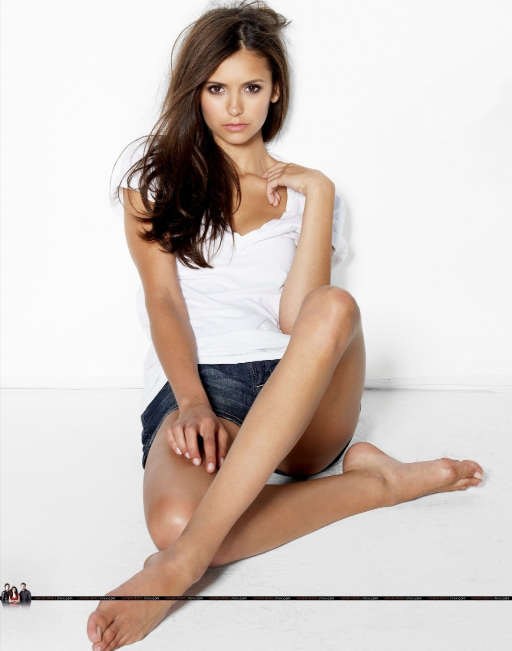 Nina Dobrev hot wallpapers