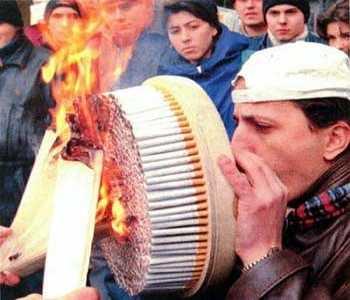Derechos de los no fumadores