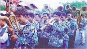 Musik Bambu Melulu
