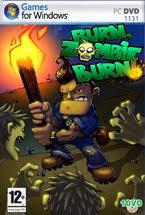 Burn Zombie