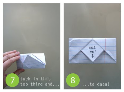 Nov 08, · How to Fold Paper Into a Secret Note Square. Want to fold a note in a compact and unique way? Folding a piece of paper into a secret note square is very fun and easy, and is a simple way to pass the time in class%(69).