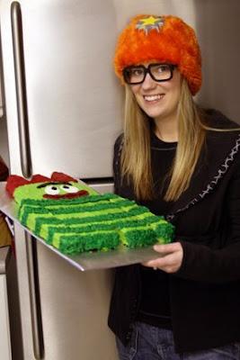 Brobee Cake