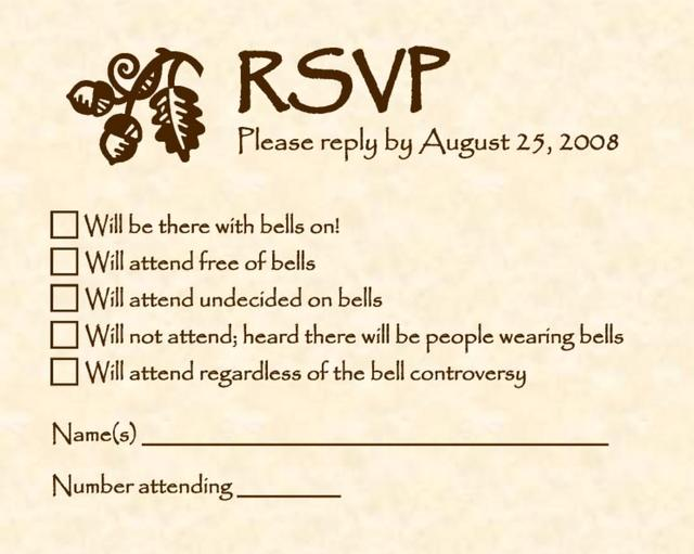image gallery rsvp meaning