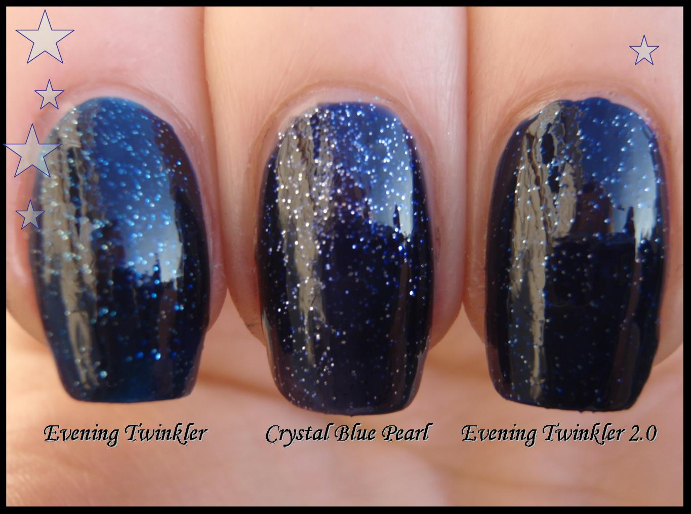 Lacquer Laine: Essie Starry Starry Night? Is that you?
