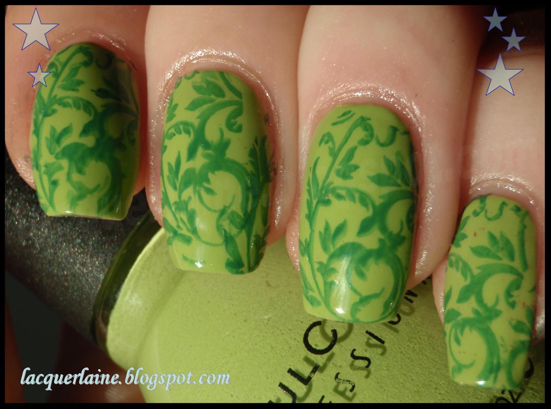 Lacquer Laine Poison Ivy