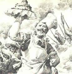 """los involucrados y por qué se le domina """"La guerra de los pasteles"""