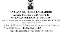 Casa de Soria en Madrid