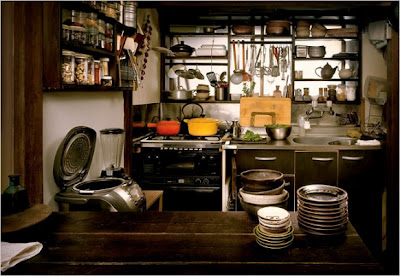 Japanese Kitchens