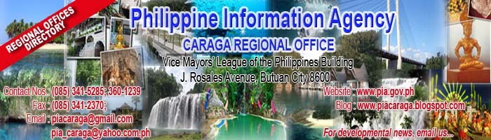 CARAGA REGIONAL OFFICES  DIRECTORY