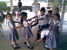 Niños Escuela Popular Claretiana