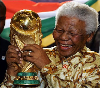Madiba+and+World+Cup South Africa Star on Way to Fulham