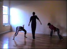 Dance Process Journal