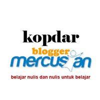 bergabung dengan blogger mercusian