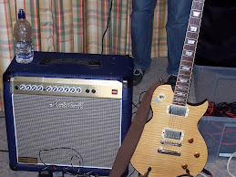 Marshall + Les Paul
