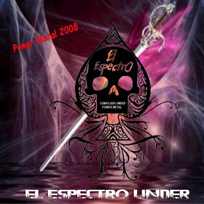 1º SET de compilados EL ESPECTRO 2008 Power Metal