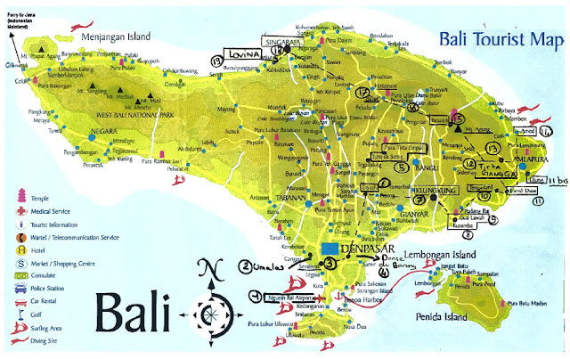20130728 Indonesia Tourist Attractions and Tourist Destinations