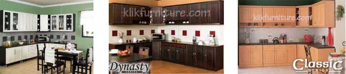 Kitchen Set Minimalis Olympic