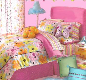 teen bedding retro+teal+orange+pink Napro Nordic Blond Extreme Light L1plus   1