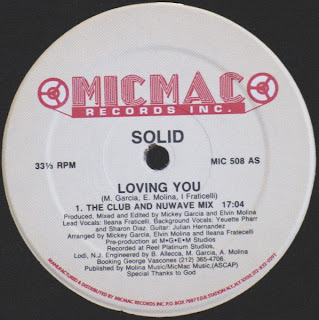 Solid - Loving You