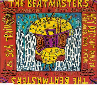 The Beatmasters feat.Betty Boo - Hey DJ I Can't Dance [Maxi Single 1989]