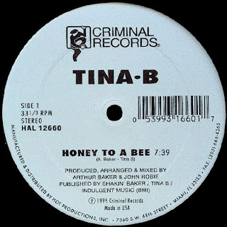 Tina B - Honey To A Bee