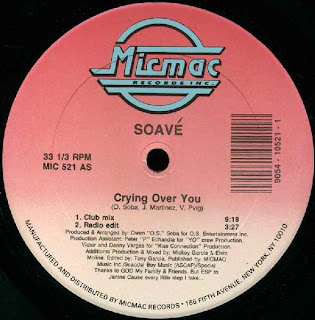 Soavé - Crying Over You