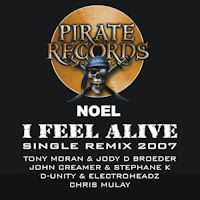 Noel - I Feel Alive (Single 2007)