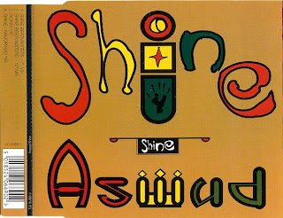 Aswad - Shine [CD Maxi-Single 1994]