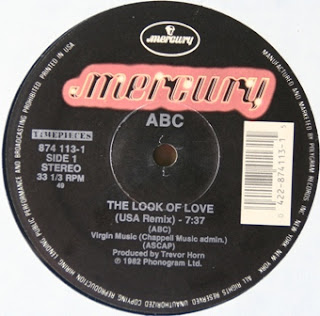 ABC - The Look Of Love&How To Be A Millionaire [12'' Vinyl 1982]