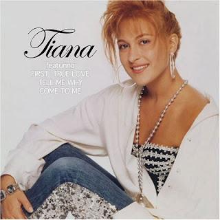 Tiana - Tiana [CD Album 1991]