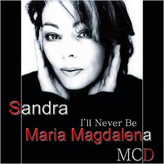 Sandra - Maria Magdalena [Maxi Single 1999 Rare]