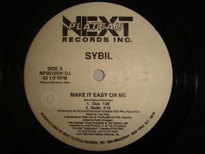 Sybil - Make It Easy On Me [12'' Vinyl NP 1990]