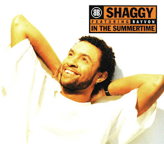 Shaggy Feat.Rayvon - In The Summertime [Maxi Single 1995]
