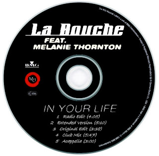 Cover Album of La Bouche - In Your Life