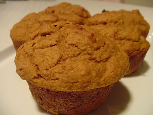 Giving Style: A Taste of Fall- Pumpkin Muffins