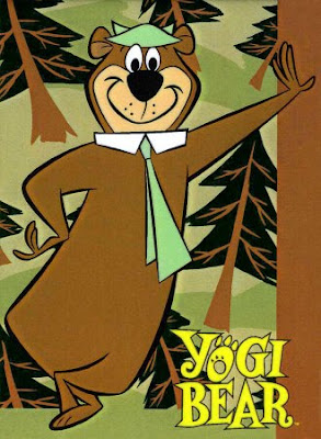 Yogi Bear Cartoon Photo