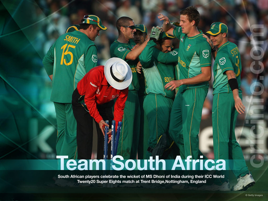 South Africa Cricket Team Wallpapers - Sports Competition *November 2012*