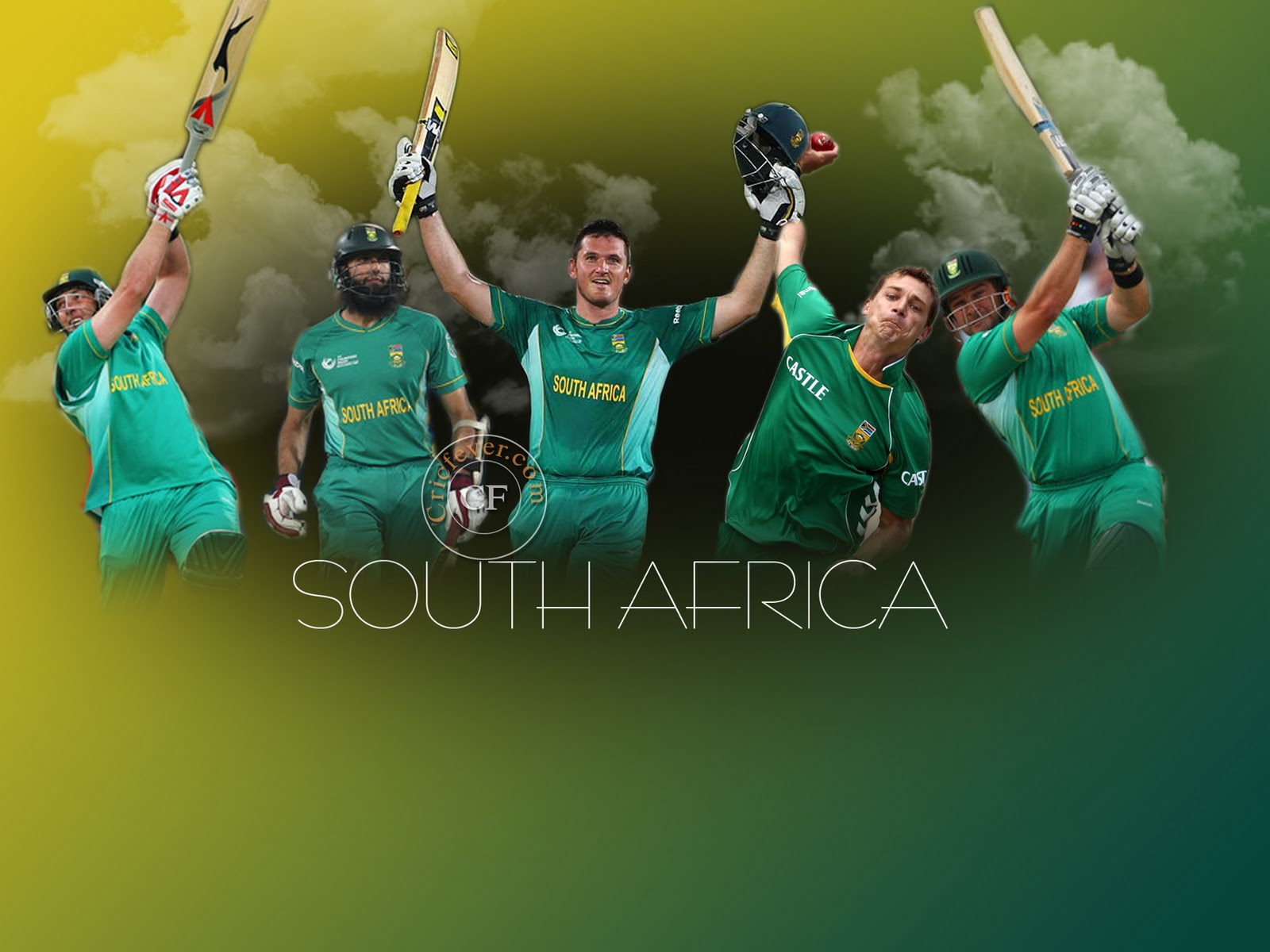 South Africa Team Wallpapers - Sports Competition *November 2012*
