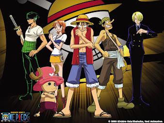 #1 One Piece Wallpaper