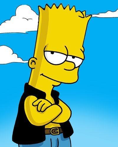 Bilinick bart simpson cartoon photos - Bart simpson nu ...