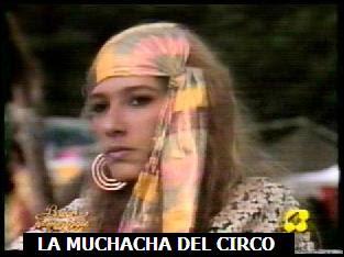 TV.: la muchacha del circo 1988 (romance) (telenovela) (venezolana