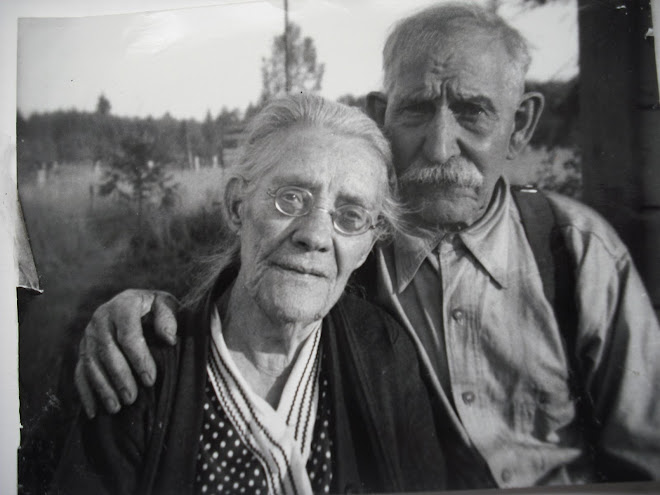 Allie & Knapp Moore, My Great-Grandparents