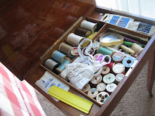 Mother's sewing box