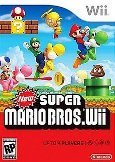 Download New Super Mario Bros Wii