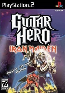 Guitar Hero II: Iron Maiden - Ps2 NTSC
