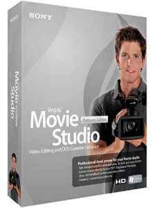 Baixar - Sony Vegas Movie Studio 8.0c Build 142