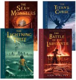 Download Coleção Livros Percy Jackson e os Olimpianos