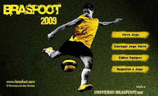 Download - Brasfoot 2009 + Serial + Patch 2009