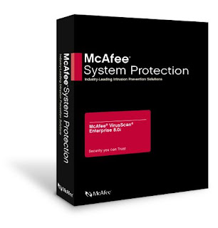 Download - McAfee VirusScan Enterprise 8.5i + patch