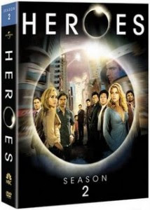Baixar Heroes 2ª Temporada Completa - Dublada e Legendada